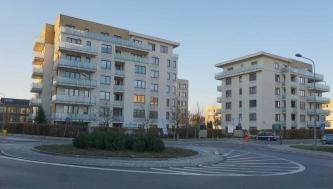 Budynki mieszkaniowe wielorodzinne
