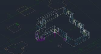Modele 3D budynków i budowli